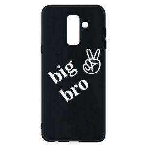 Samsung A6+ 2018 Case Big bro