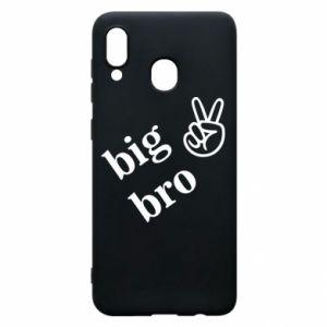 Samsung A20 Case Big bro