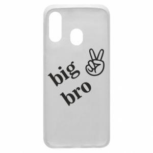 Samsung A40 Case Big bro