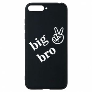 Huawei Y6 2018 Case Big bro