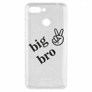Xiaomi Redmi 6 Case Big bro