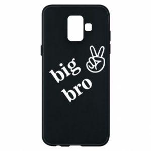 Samsung A6 2018 Case Big bro