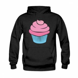 Bluza z kapturem dziecięca Big cupcake