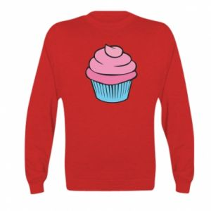 Bluza dziecięca Big cupcake