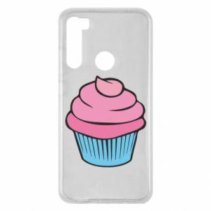 Etui na Xiaomi Redmi Note 8 Big cupcake