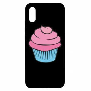 Etui na Xiaomi Redmi 9a Big cupcake