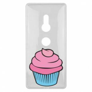 Etui na Sony Xperia XZ2 Big cupcake