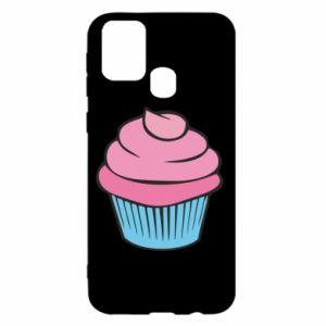 Etui na Samsung M31 Big cupcake