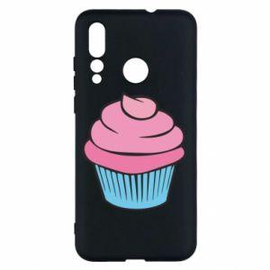 Etui na Huawei Nova 4 Big cupcake