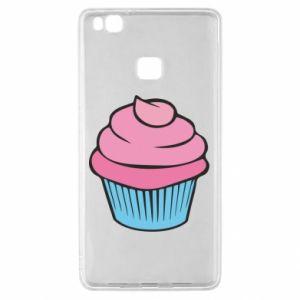 Etui na Huawei P9 Lite Big cupcake
