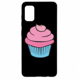 Etui na Samsung A41 Big cupcake