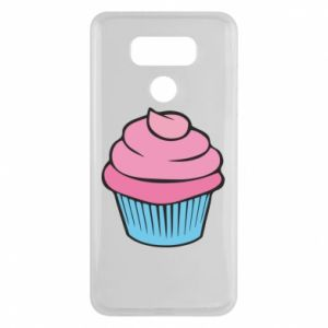 Etui na LG G6 Big cupcake