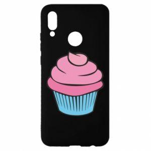Etui na Huawei P Smart 2019 Big cupcake