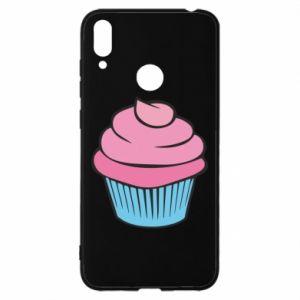 Etui na Huawei Y7 2019 Big cupcake