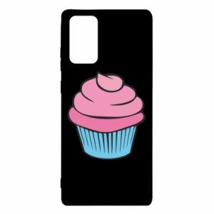 Etui na Samsung Note 20 Big cupcake