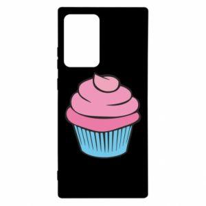 Etui na Samsung Note 20 Ultra Big cupcake