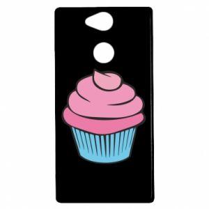 Etui na Sony Xperia XA2 Big cupcake