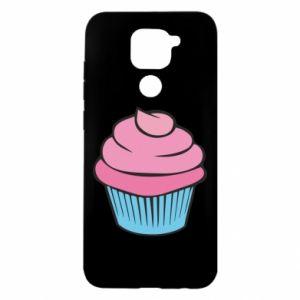 Etui na Xiaomi Redmi Note 9/Redmi 10X Big cupcake