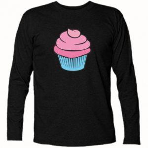 Koszulka z długim rękawem Big cupcake