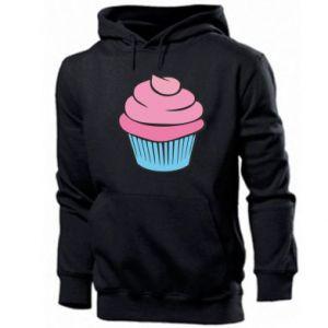 Bluza z kapturem męska Big cupcake