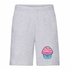 Men's shorts Big cupcake
