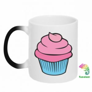 Kubek-magiczny Big cupcake
