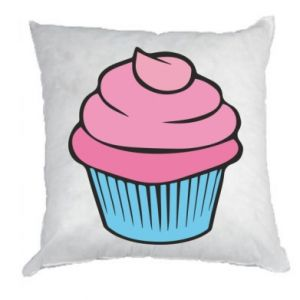 Pillow Big cupcake - PrintSalon