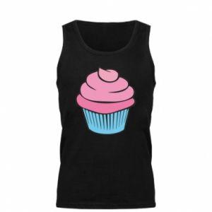 Męska koszulka Big cupcake