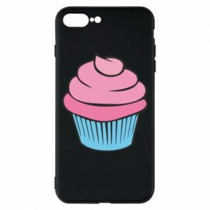 Phone case for iPhone 7 Plus Big cupcake