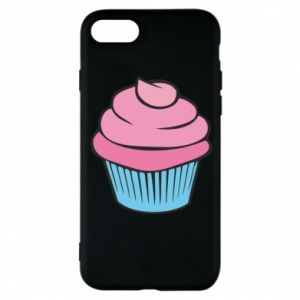 Phone case for iPhone 8 Big cupcake