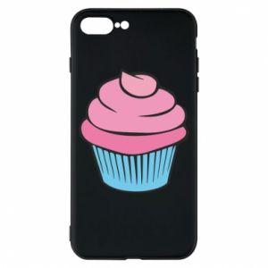 Etui na iPhone 8 Plus Big cupcake