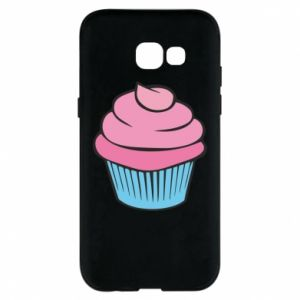 Phone case for Samsung A5 2017 Big cupcake
