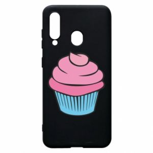 Phone case for Samsung A60 Big cupcake