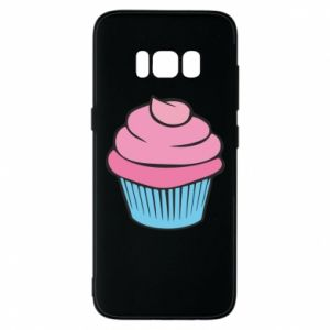 Phone case for Samsung S8 Big cupcake