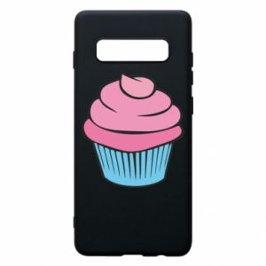 Phone case for Samsung S10+ Big cupcake