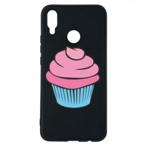 Phone case for Huawei P Smart Plus Big cupcake