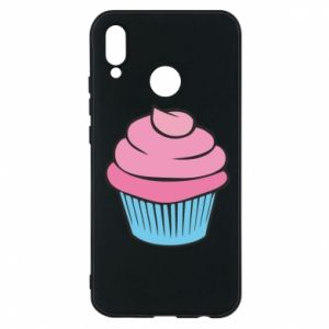 Phone case for Huawei P20 Lite Big cupcake