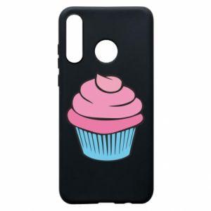Etui na Huawei P30 Lite Big cupcake