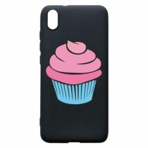 Etui na Xiaomi Redmi 7A Big cupcake