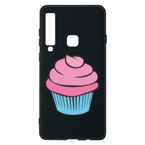 Phone case for Samsung A9 2018 Big cupcake