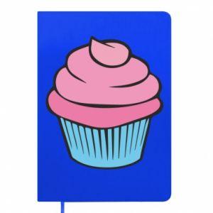 Notes Big cupcake