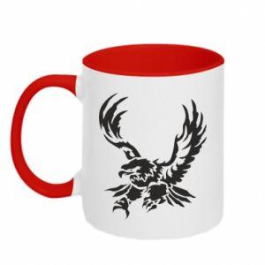 Kubek dwukolorowy Big eagle