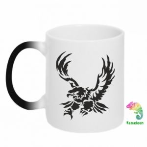Kubek-kameleon Big eagle