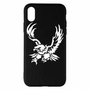 Etui na iPhone X/Xs Big eagle