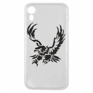 Etui na iPhone XR Big eagle