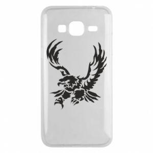 Etui na Samsung J3 2016 Big eagle