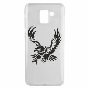Etui na Samsung J6 Big eagle