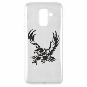 Etui na Samsung A6+ 2018 Big eagle