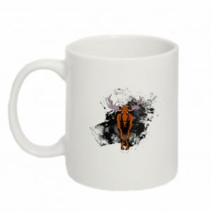 Mug 330ml Big elk - PrintSalon