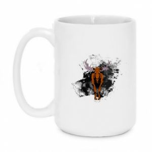 Mug 450ml Big elk - PrintSalon